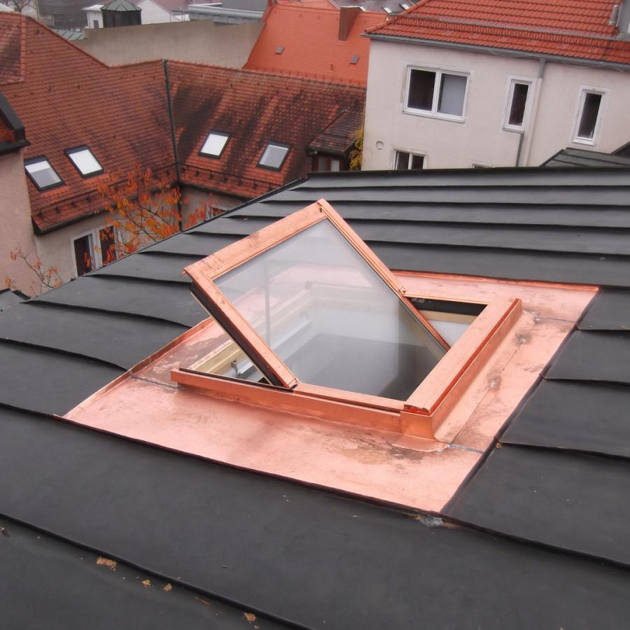 Brandschutzservice München RWA  Fenster