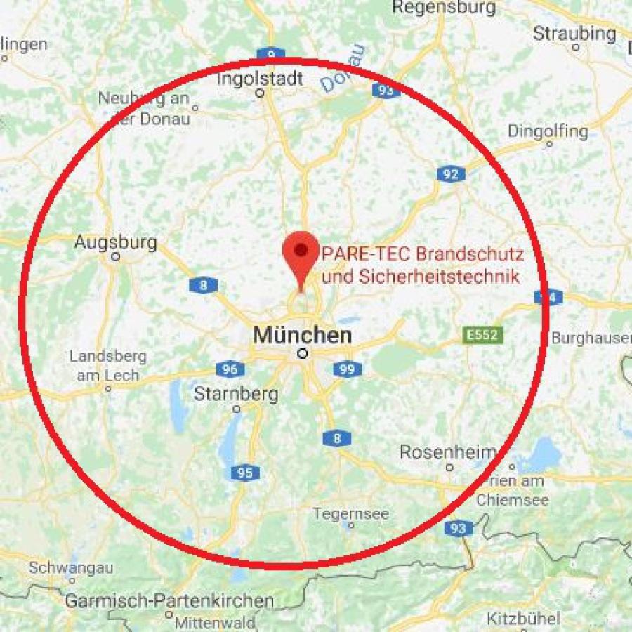 Brandschutzservice in München