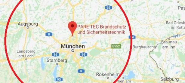 Brandschutz Wartungen München